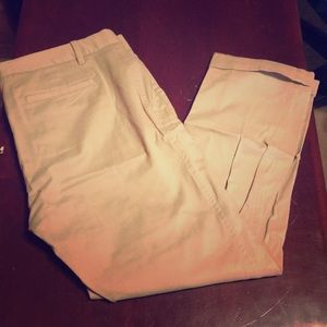 Banana Republic City Chino Pants